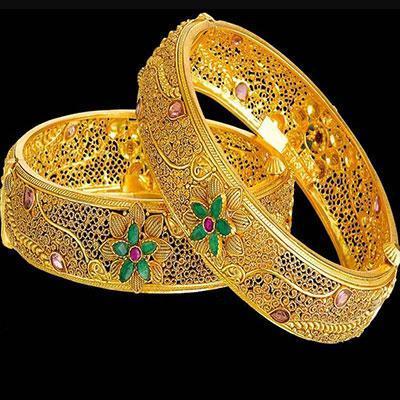 Bangles at TIANA GOLD AND DIAMONDS in Kothamangalam
