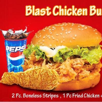 Blast Combo at B4U Restaurant in Kothamangalam