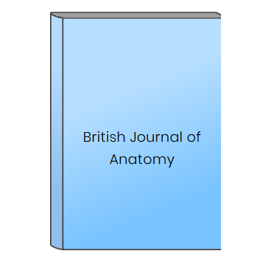British Journal of Anatomy at HELIX HEALTH SCIENCE in Cheyenne