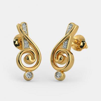 Earrings at Lakshmi Jewellery in Kothamangalam