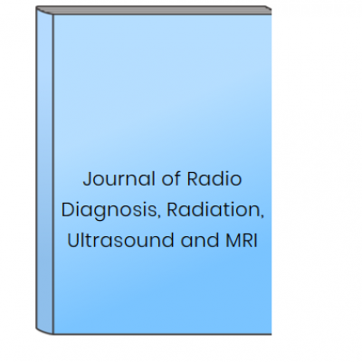 Journal of Radio Diagnosis, Radiation, Ultrasound and MRI at HELIX HEALTH SCIENCE in Cheyenne