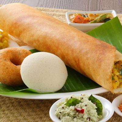 South Indian Dishes at Thalassery Food Court in kuthukuzhi