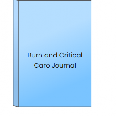 Burn and Critical Care Journal at HELIX HEALTH SCIENCE in Cheyenne