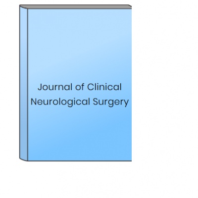 Journal of Clinical Neurological Surgery at HELIX HEALTH SCIENCE in Cheyenne