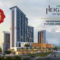 New Projects in Gurgaon. at M3M Heights in Gurgaon