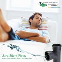 Ultra Silent Pipes at Huliot Pipes and Fittings Private Limited in Vadodara