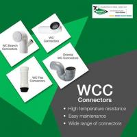WCC Connectors at Huliot Pipes and Fittings Private Limited in Vadodara