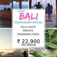 Bali Honeymoon Special at Travel advent in Zirakpur