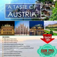 Europe at Travel advent in Zirakpur
