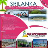Sri Lanka at Travel advent in Zirakpur