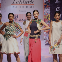 DIPLOMA IN FASHION DESIGN AND TECHNOLOGY at Lemark Institute of Art in Mumbai