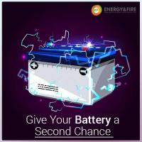 Battery Life Enhancemnet at EnergyandFire in Gurugram