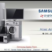 Home appliances in Chennai at ZiptechSamsung in adyar