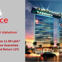 Bhutani Alphathum Noida at I Space Real Estate in Noida