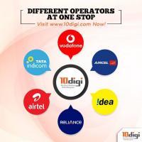 Buy SIM Card Online at Mobile Recharge Online  10digi in Delhi