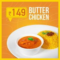 Butter Chicken at myfood365 in Pune