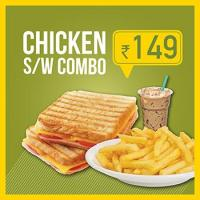 Chicken S/W Combo at myfood365 in Pune