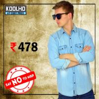 Denim Shirt at Koolho in Gurugram