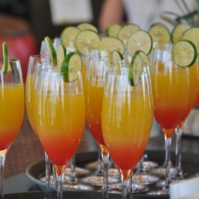 Welcome Drinks at Sincere Caterers in Kothamangalam