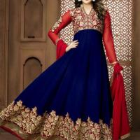 ANARKALI SUITS at Wings Boutique in Adimali