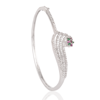 Silver Bracelet at Tiara Fashion Jewellery in Mumbai