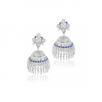 Silver Earrings at Tiara Fashion Jewellery in Mumbai