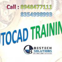 AUTOCAD TRAINING at BESTECH SOLUTIONS in Allahabad
