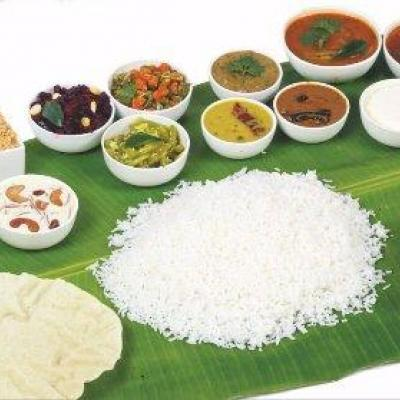 Main Course(Meals) at GREEN LEAF CATERS AND EVENTS in Kothamangalam
