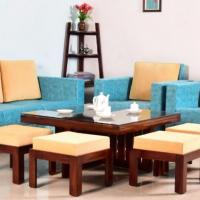 Solid Wooden Sofa sets at Furniselan in Ratangarh
