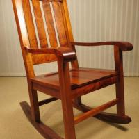 Chairs at Panokaran Woodline in Koothattukulam