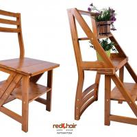 Convertible Ladder Chair at RedChair Home Decor in Pattimattom