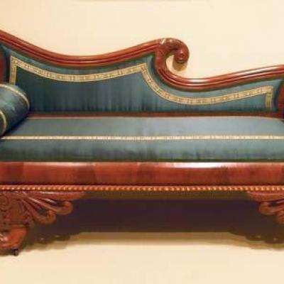 Settee at Panokaran Woodline in Koothattukulam