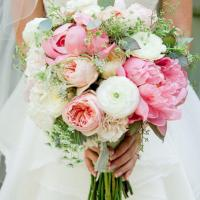 Wedding Bouquets at Mangalya Flowers  & Decorations in Panickankudy