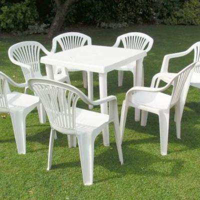 Plastic Furnitures at SM Home Appliances in Changanassery