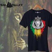 Printed T-shirts at Opium Valley in New Delhi