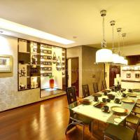 Dining room Interiors at D'LIFE Home Interiors in Kochi