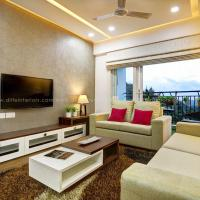Living room Furniture at D'LIFE Home Interiors in Kochi