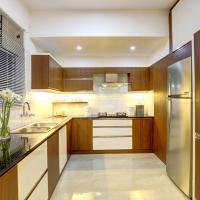 Modular Kitchen at D'LIFE Home Interiors in Kochi