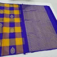 Kanchipuram SIlk Sarees at Kanchipuram Sri madheswaran silk sarees Shop in Kanchipuram