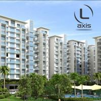 L-Axis Pharande Spaces - 2 and 3 BHK Luxury Flats in Spine Road Pune at Pharande Spaces in Pune