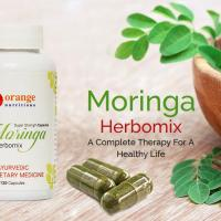 Moringa Herbomix at Orange Nutritions in Mohali