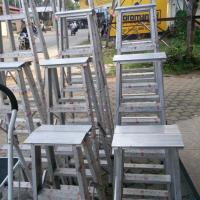 Aluminium Ladder at PMR Home Decor in Perumbavoor