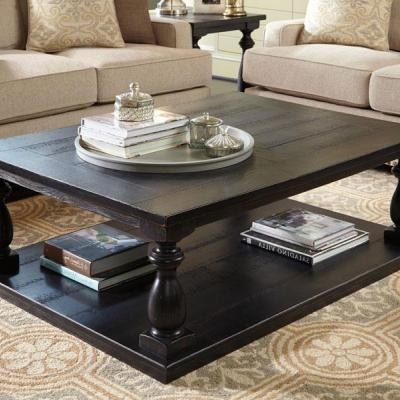 Coffee Table at Sunny Dawn Wood in Chalakudy