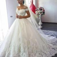 Wedding Gown at Bhavana Wedding Centre in Chalakudy