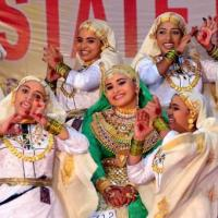 Oppana Costumes at Prayaag Dance Collection in Kothamangalam