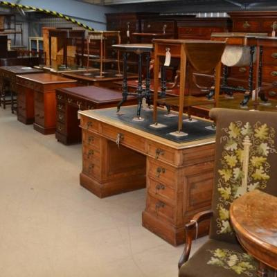Antique Furniture at Dawn Furniture in Chalakudy