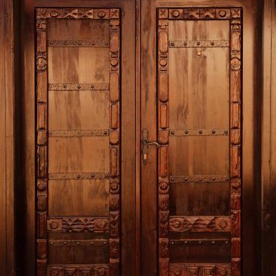 Doors at Thekkedathu Industries in Thodupuzha