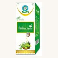 Kunthalakanthi Oil at Sussrutha Pharmaceuticals in Perumbavoor