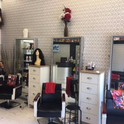 All types of Beauty Parlour Equipments at Suryanz Beauty Destination in Muvattupuzha