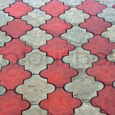 paving tiles at Makso Tiles & Granite in Pallikkara